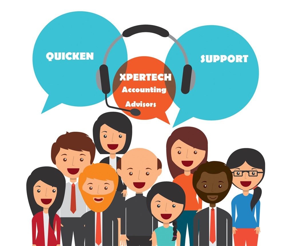 Quicken Support by Xpertech Advisors